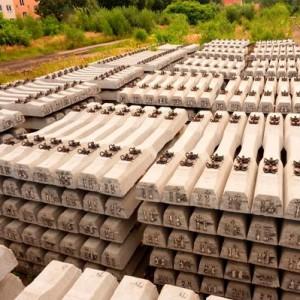 Шпалы железобетонные железнодорожные в Воронеже