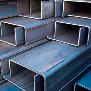 Швеллер стальной гнутый